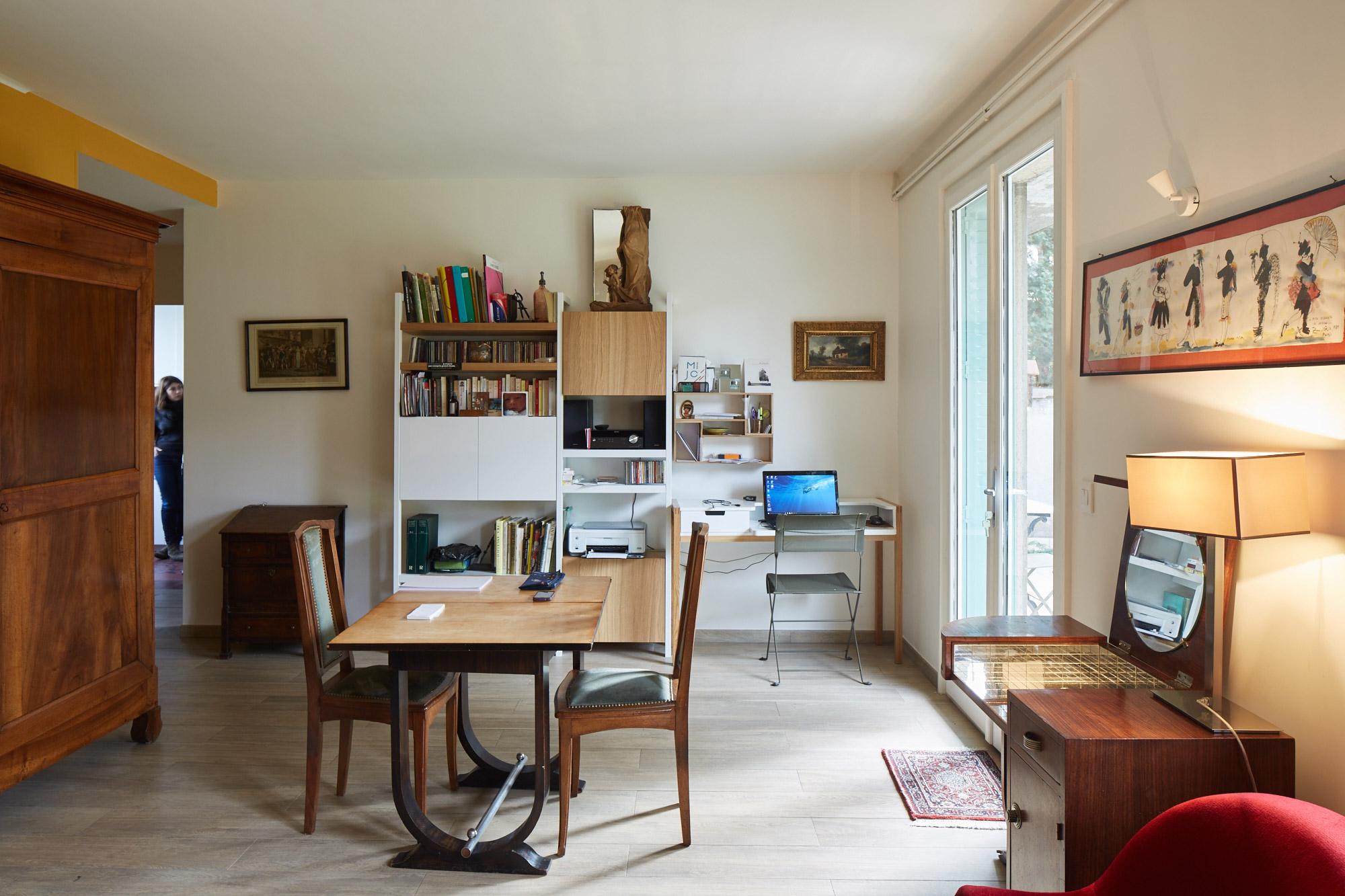 appartement bozon verduraz lyon 3. Black Bedroom Furniture Sets. Home Design Ideas